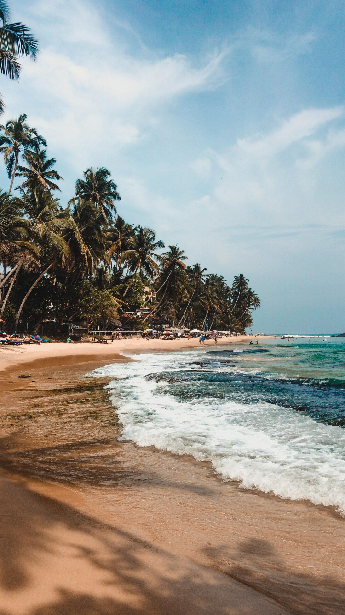 Wijaya Beach Sri Lanka