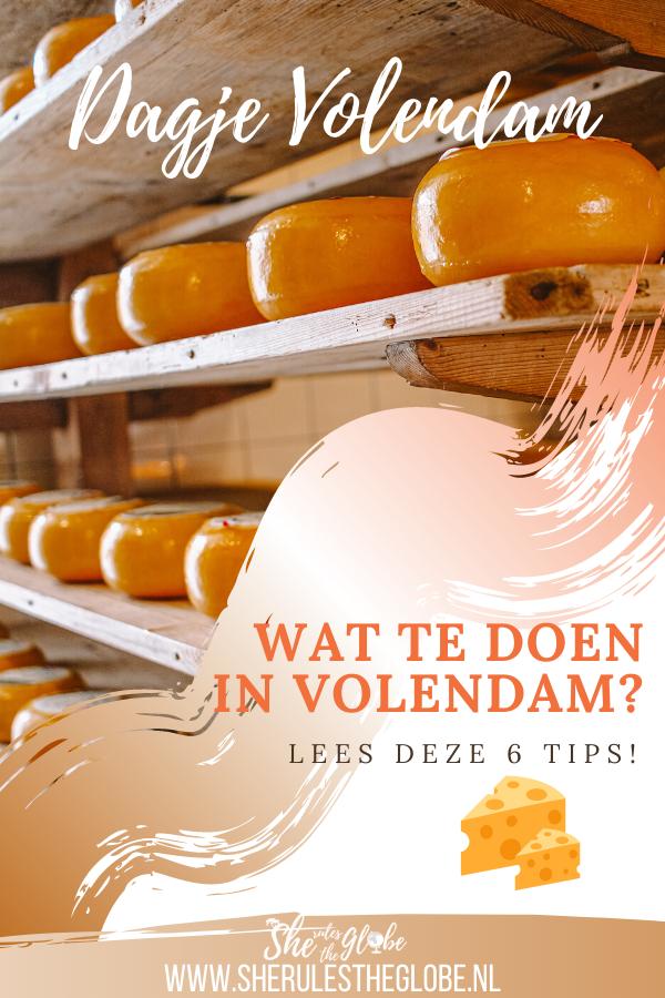 Dagje Volendam