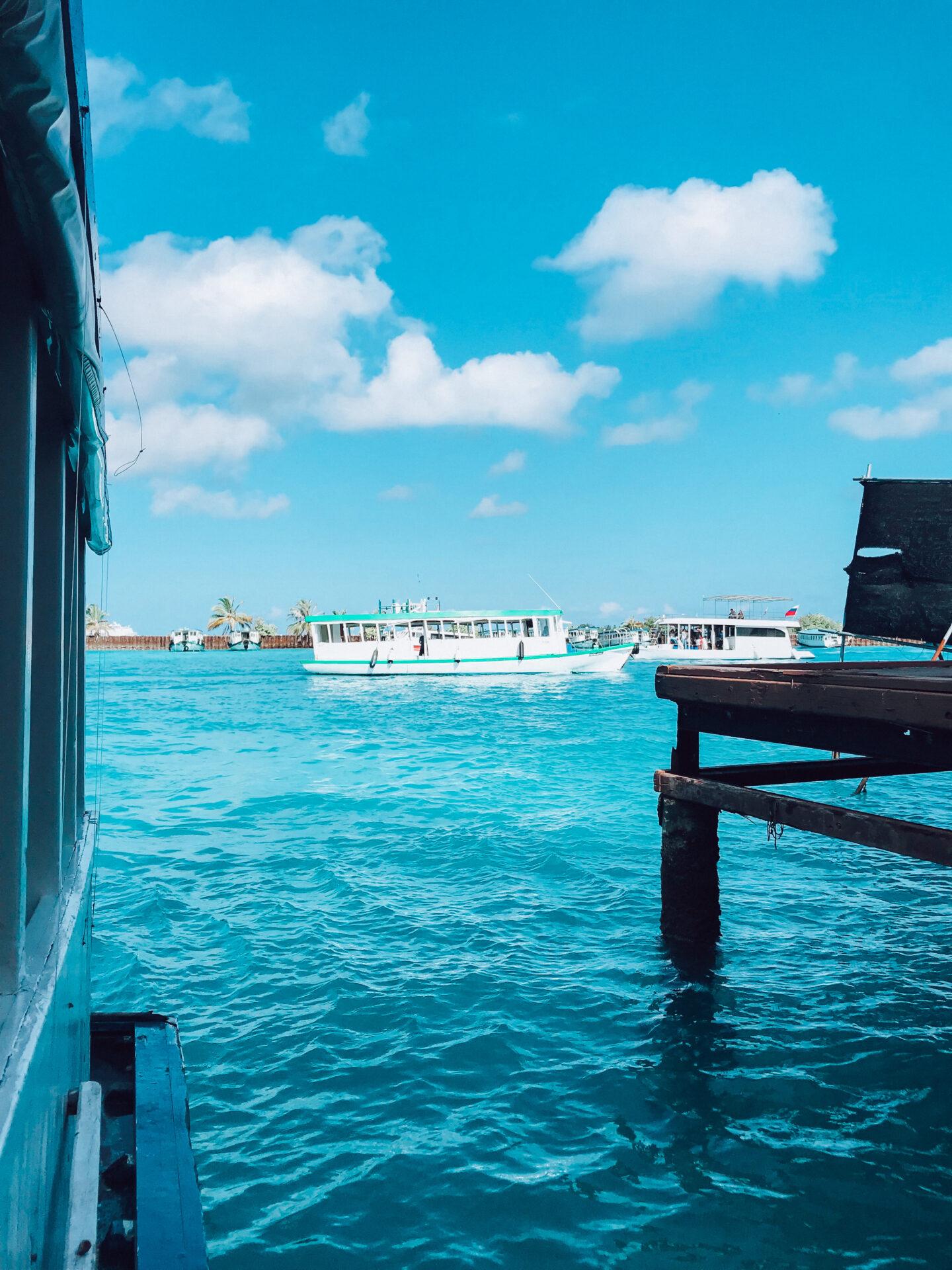 Malediven vervoer