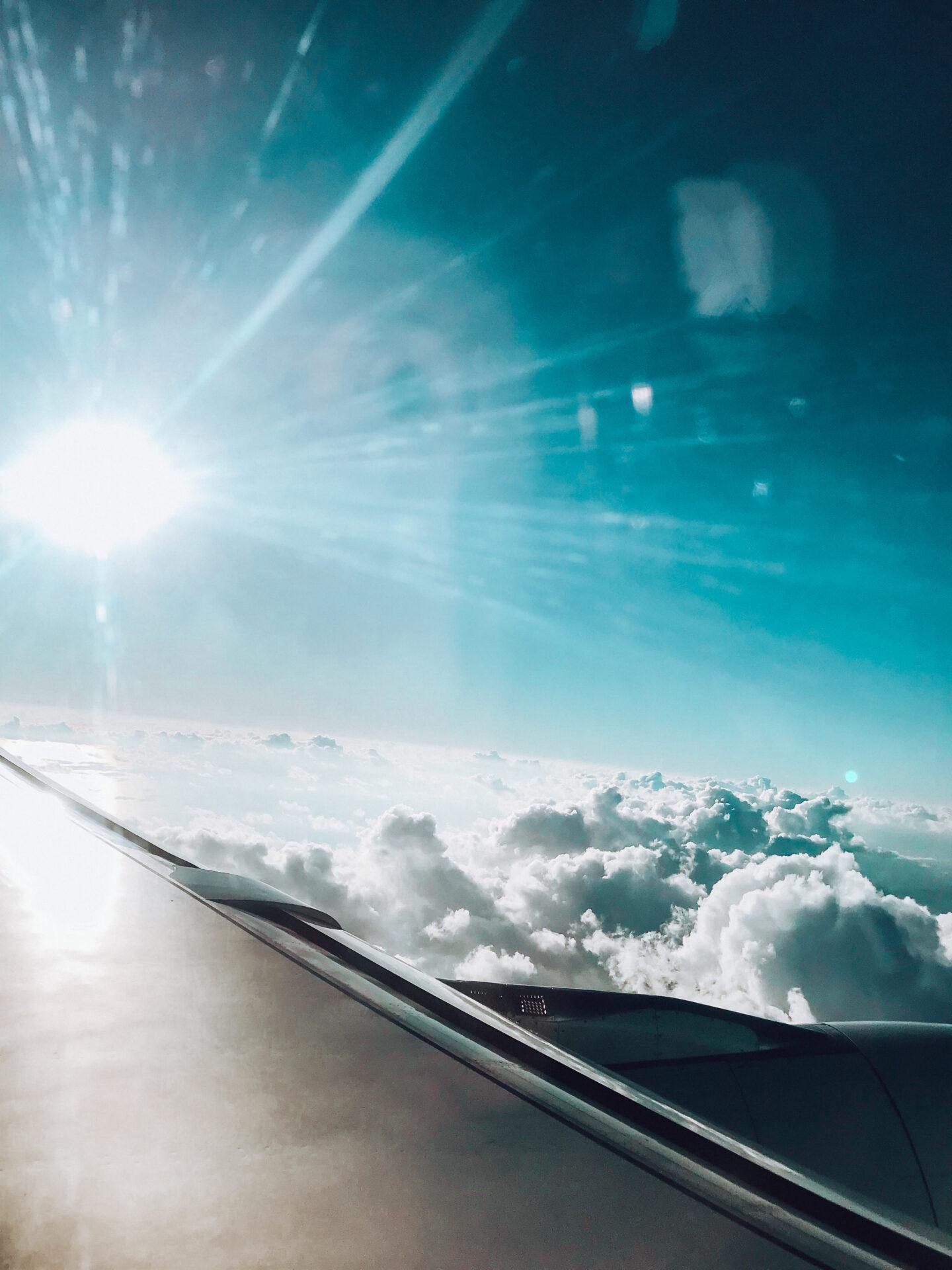 Vliegen naar Malediven