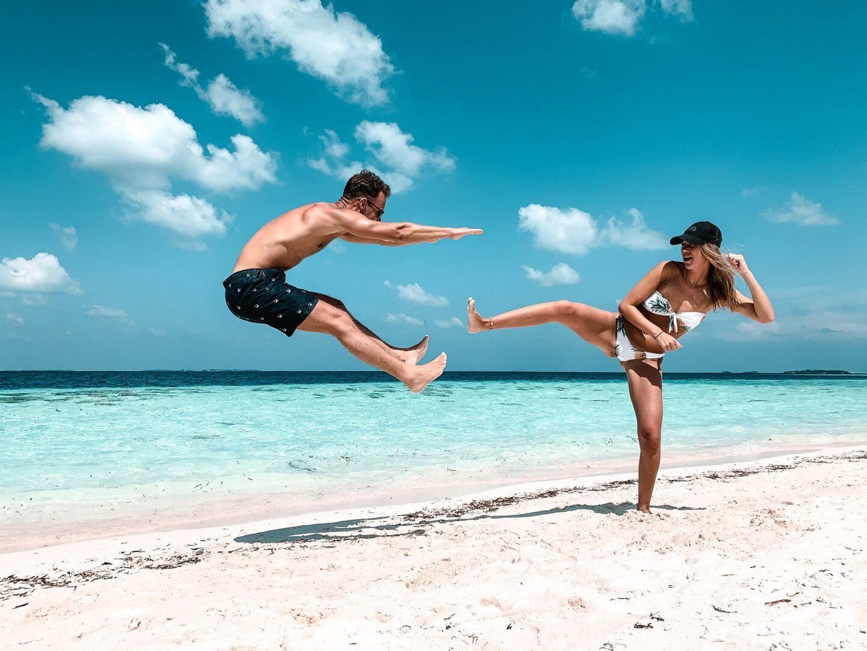 reis naar Malediven