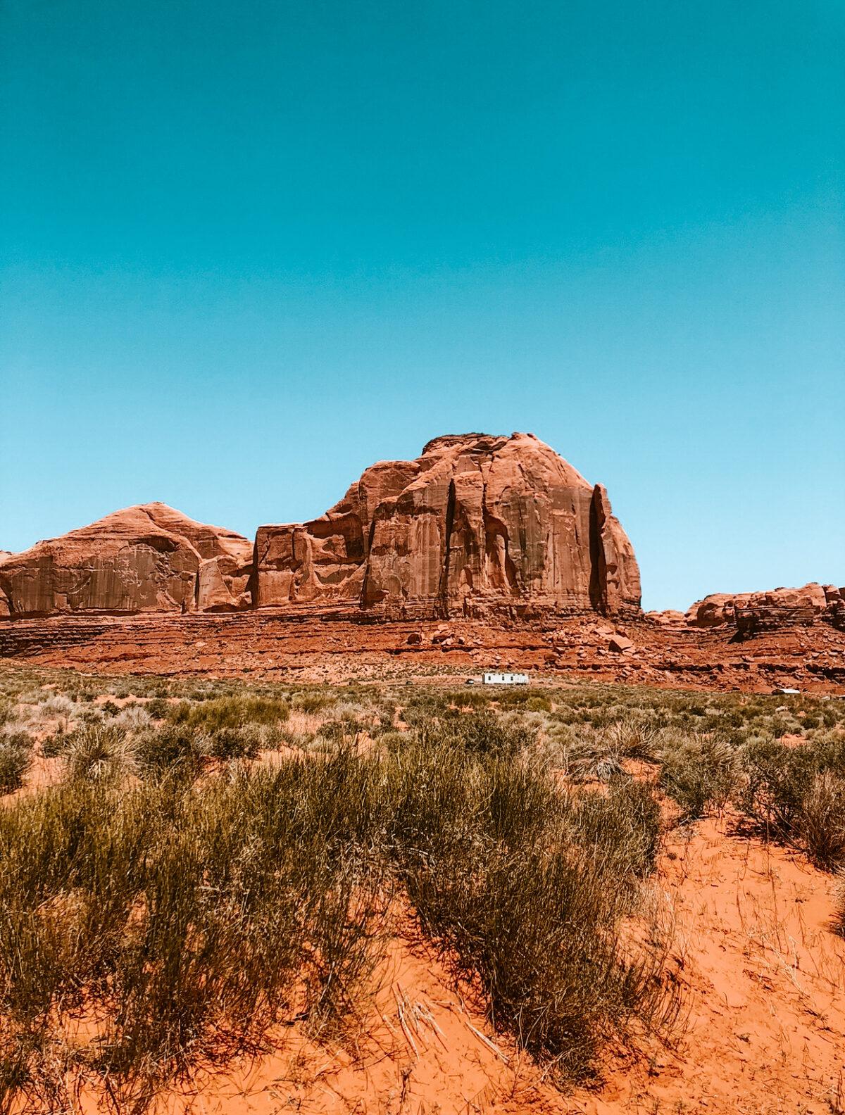 Monument Valley Utah National Park