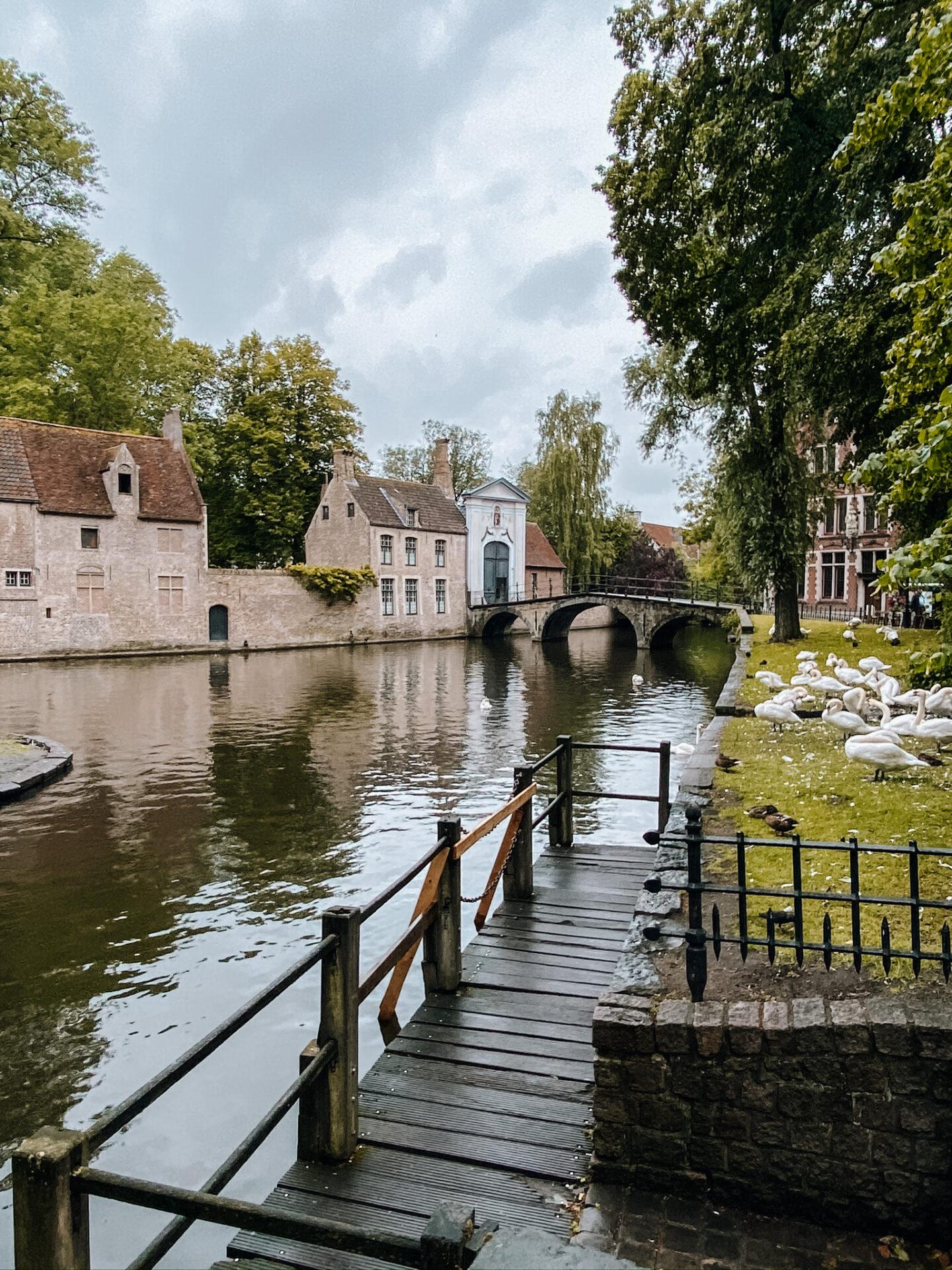 Weekend weg Gent en Brugge