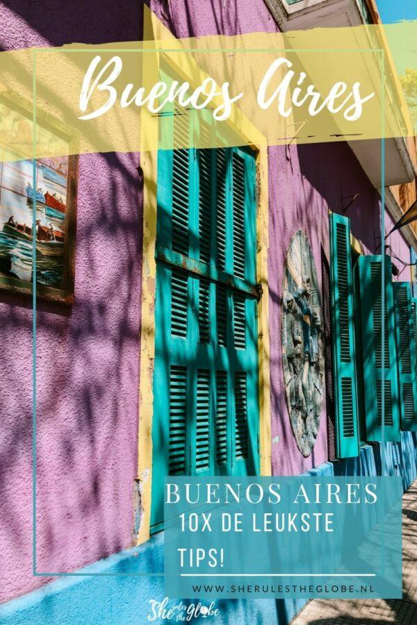 Buenos Aires Argentinië