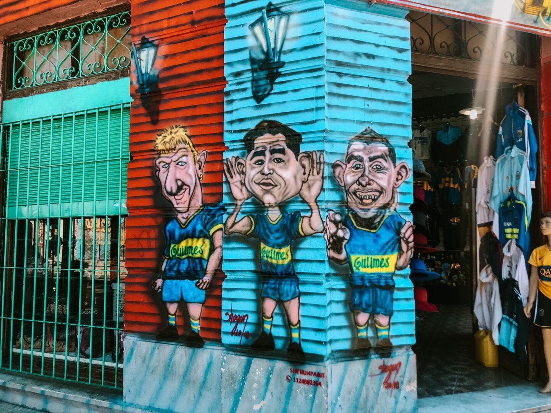 La Boca Juniors voetbalclub