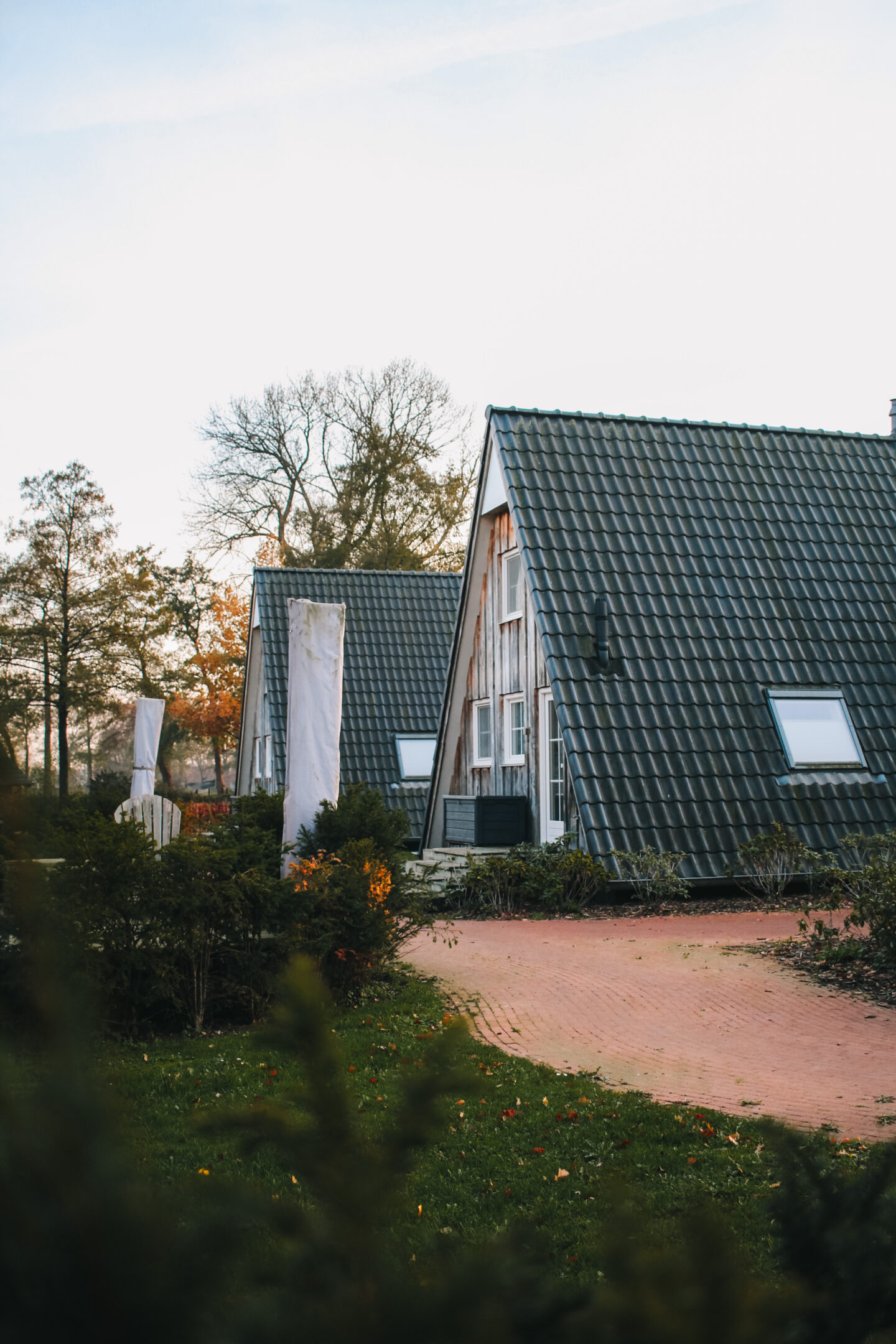Luxe overnachting Nederland