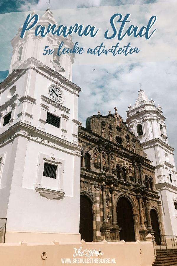Panama Stad activiteiten