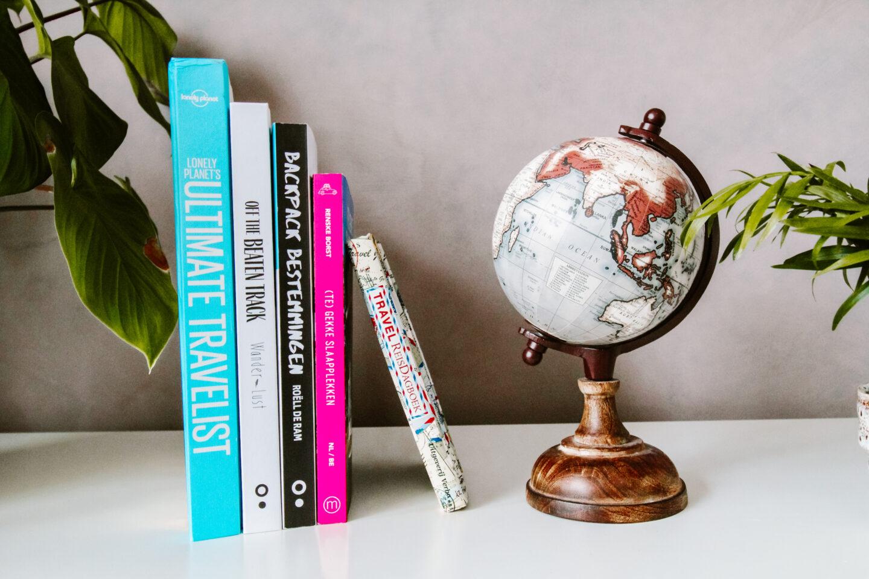 leuke reisboeken tips