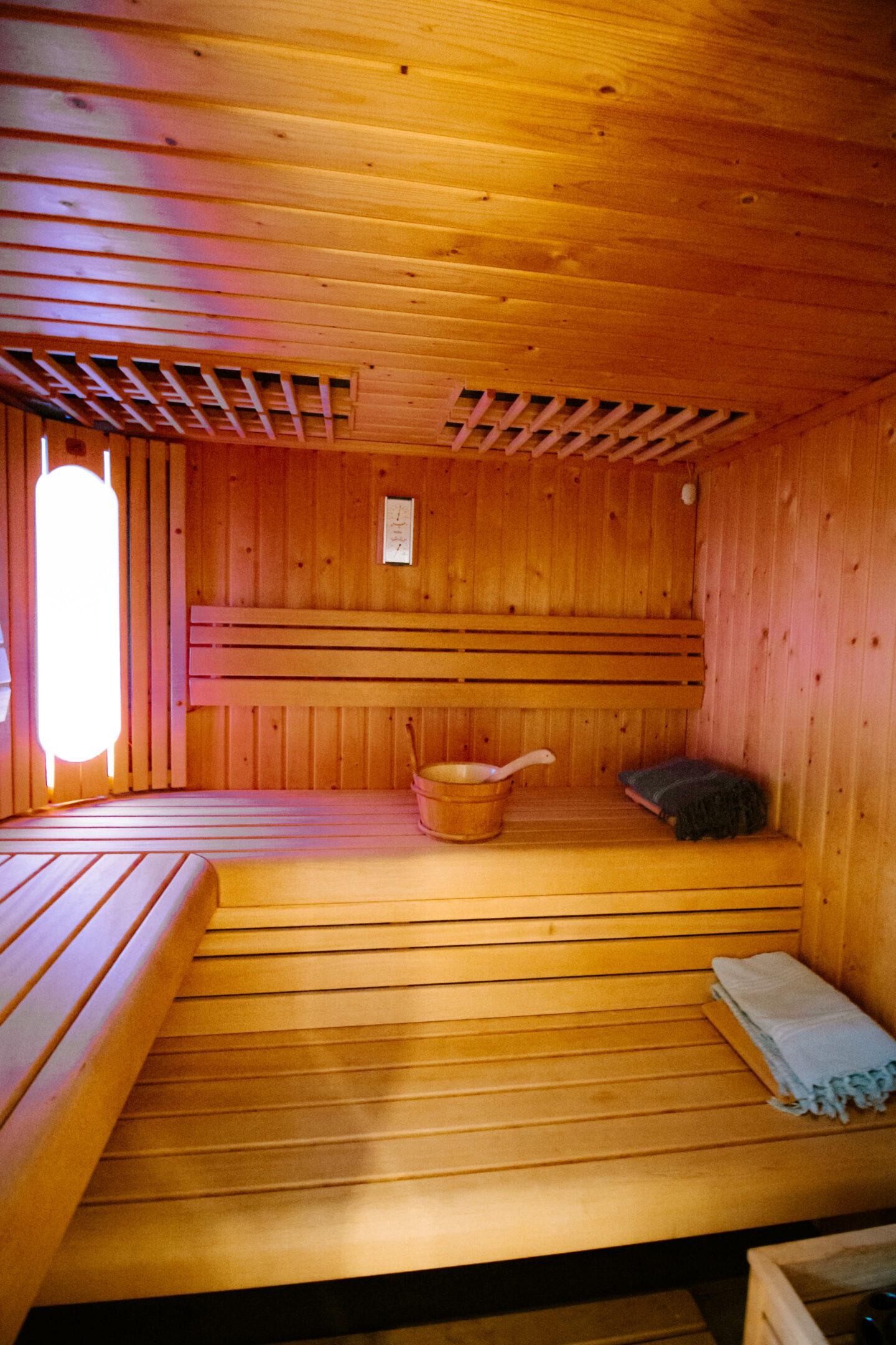 B&B met prive sauna voor 2 personen