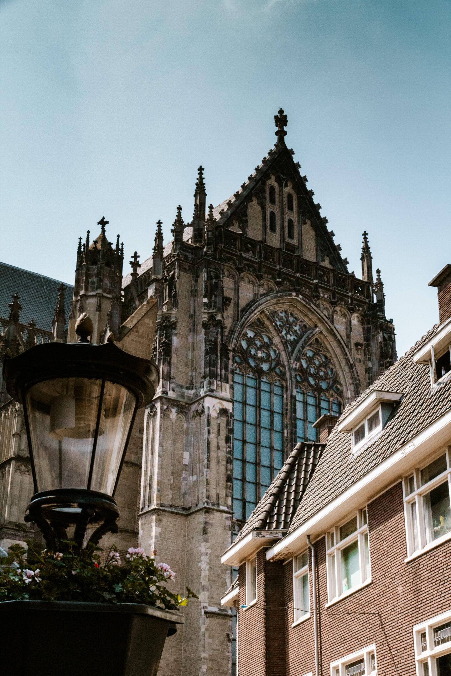 Overnachten aan de gracht Utrecht