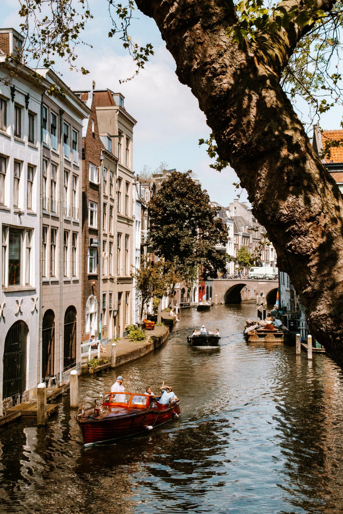 Wat te doen in Utrecht stad