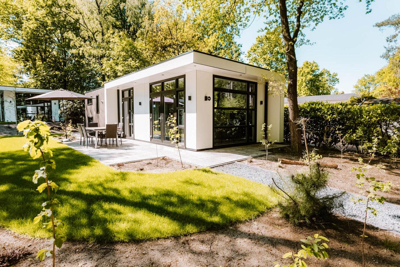 Wellness villa voor 2 personen in Nederland