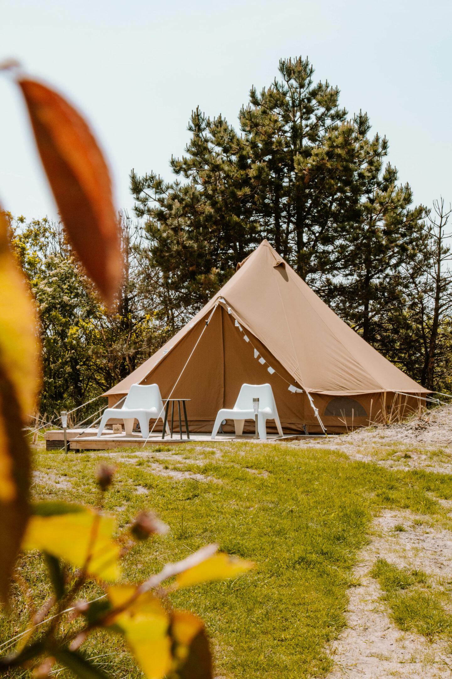Bell Tent Little Canvas Escape Ameland