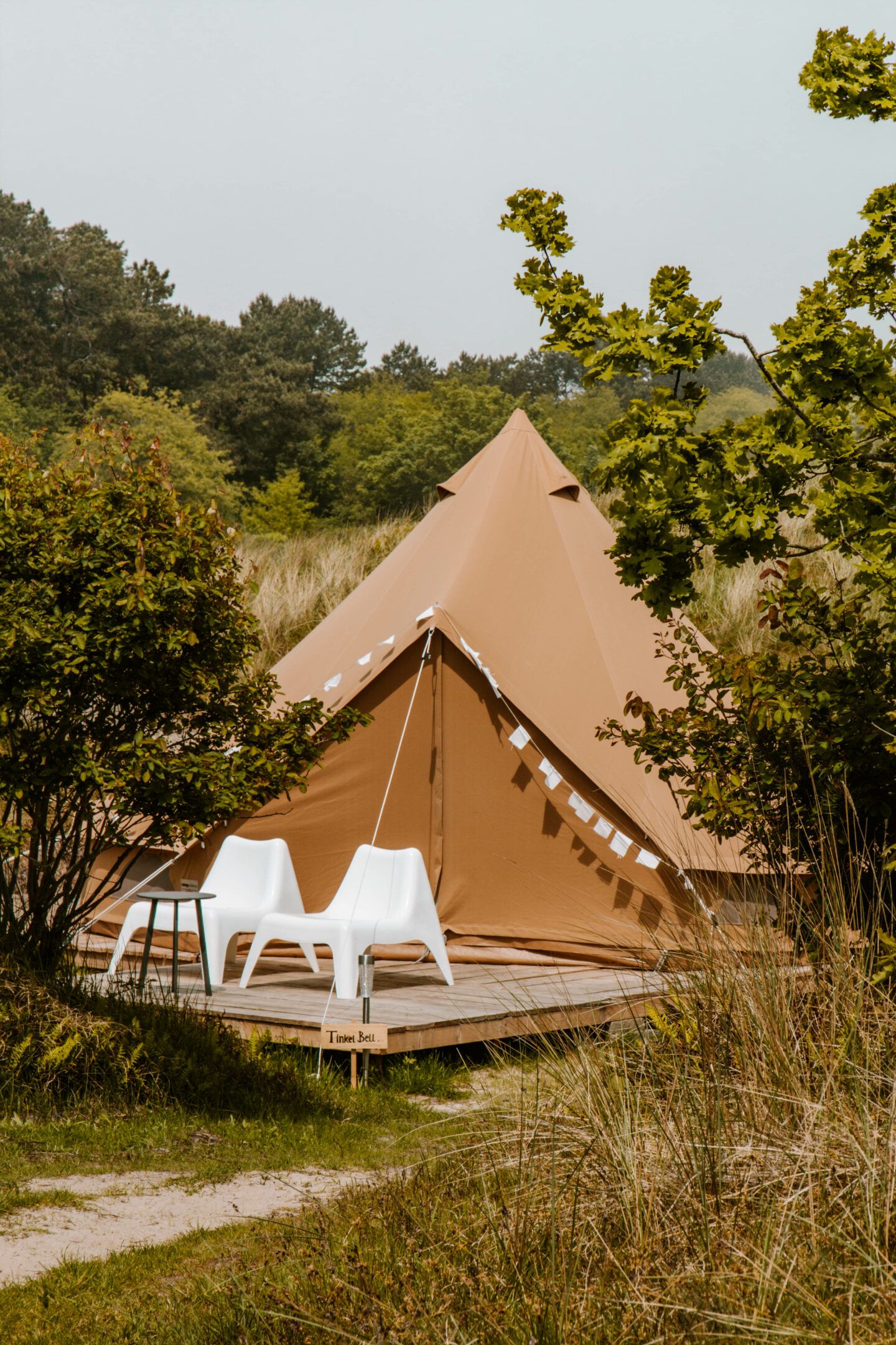 Glamping Ameland Little Canvas Escape in Nes