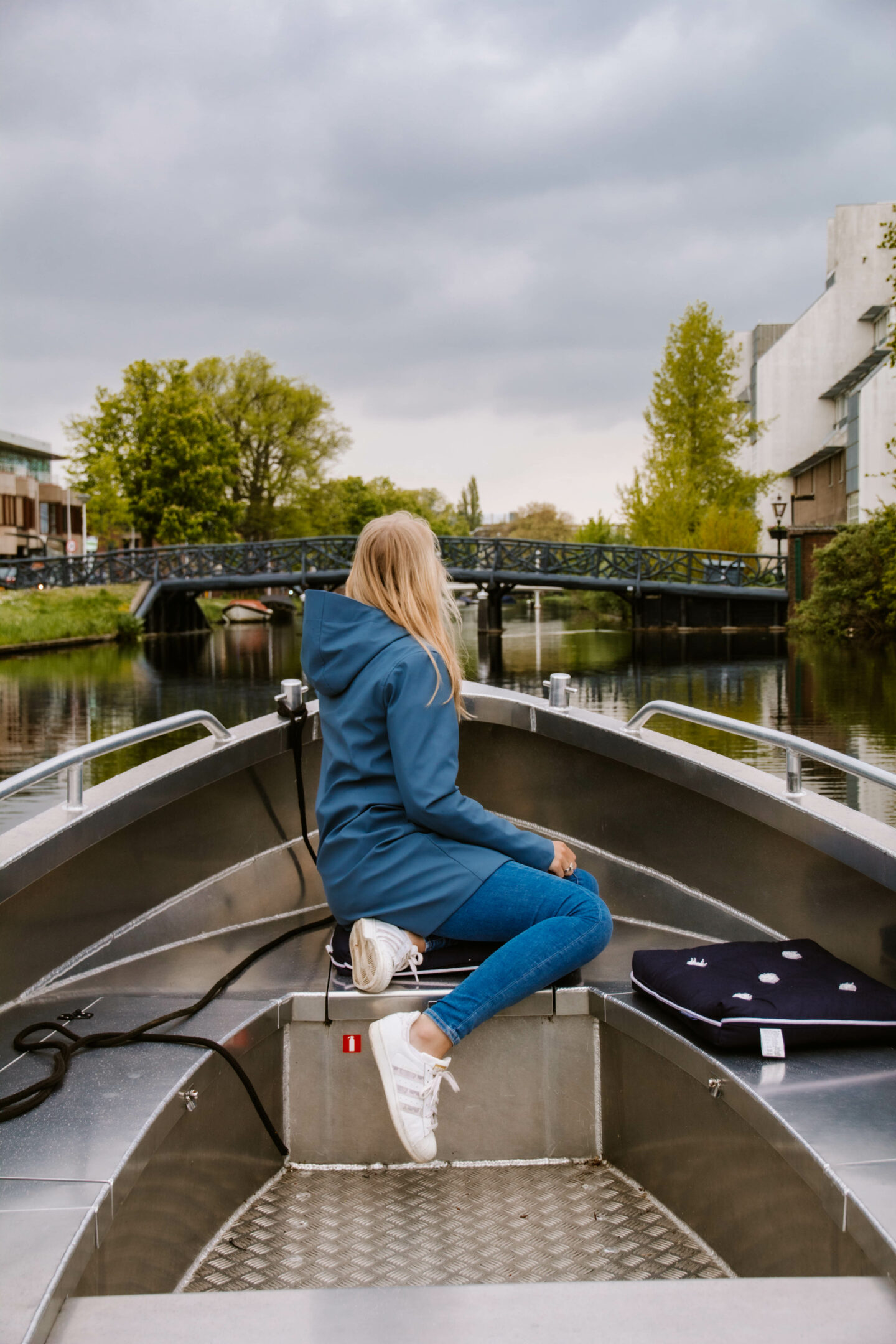 Leiden stad van de ontdekking