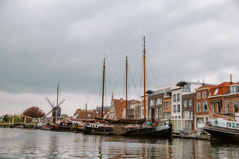 Wat te doen in Leiden varen