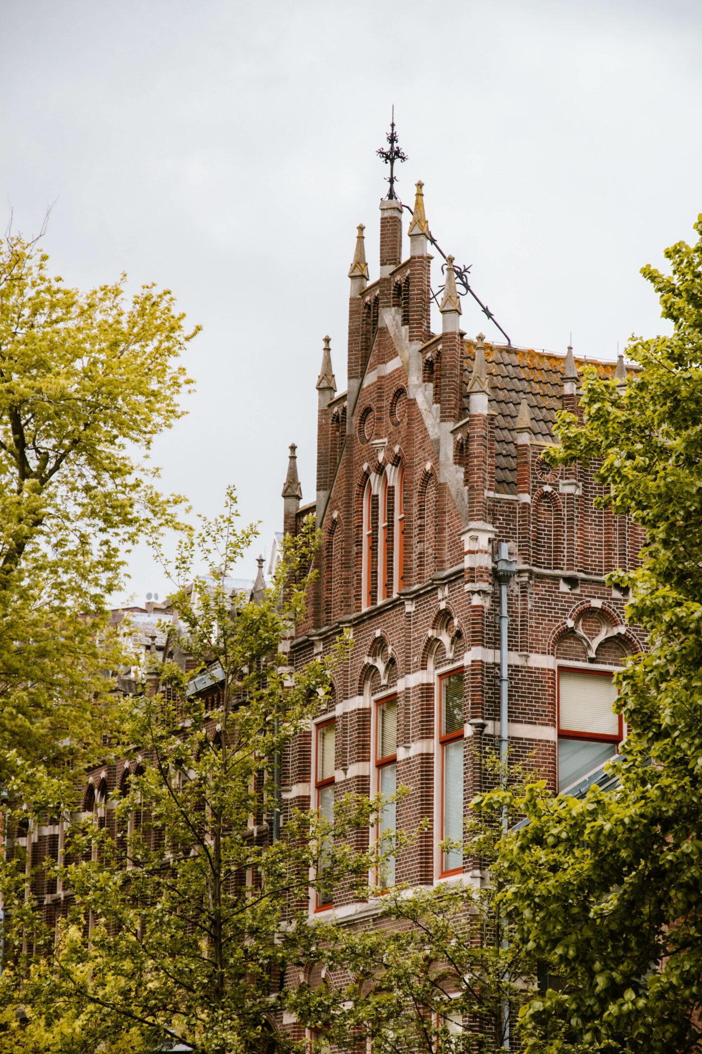 dagje uit in Leiden