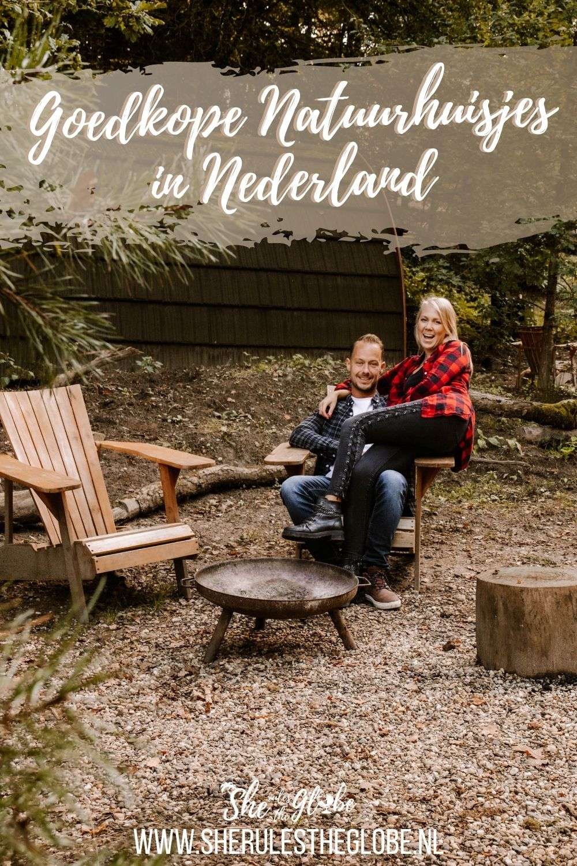 Goedkope natuurhuisjes in Nederland